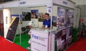 FreeVolt promuje swoje produkty poza granicami kraju