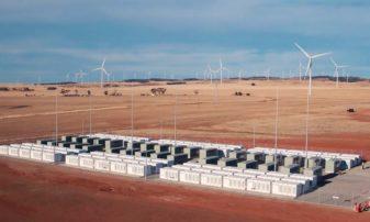Powstanie największa bateria na świecie