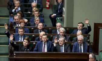 W rządzie Morawieckiego pozostanie minister Tchórzewski