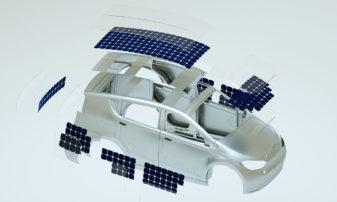 Jak zasięg ma samochód zasilany słońcem?