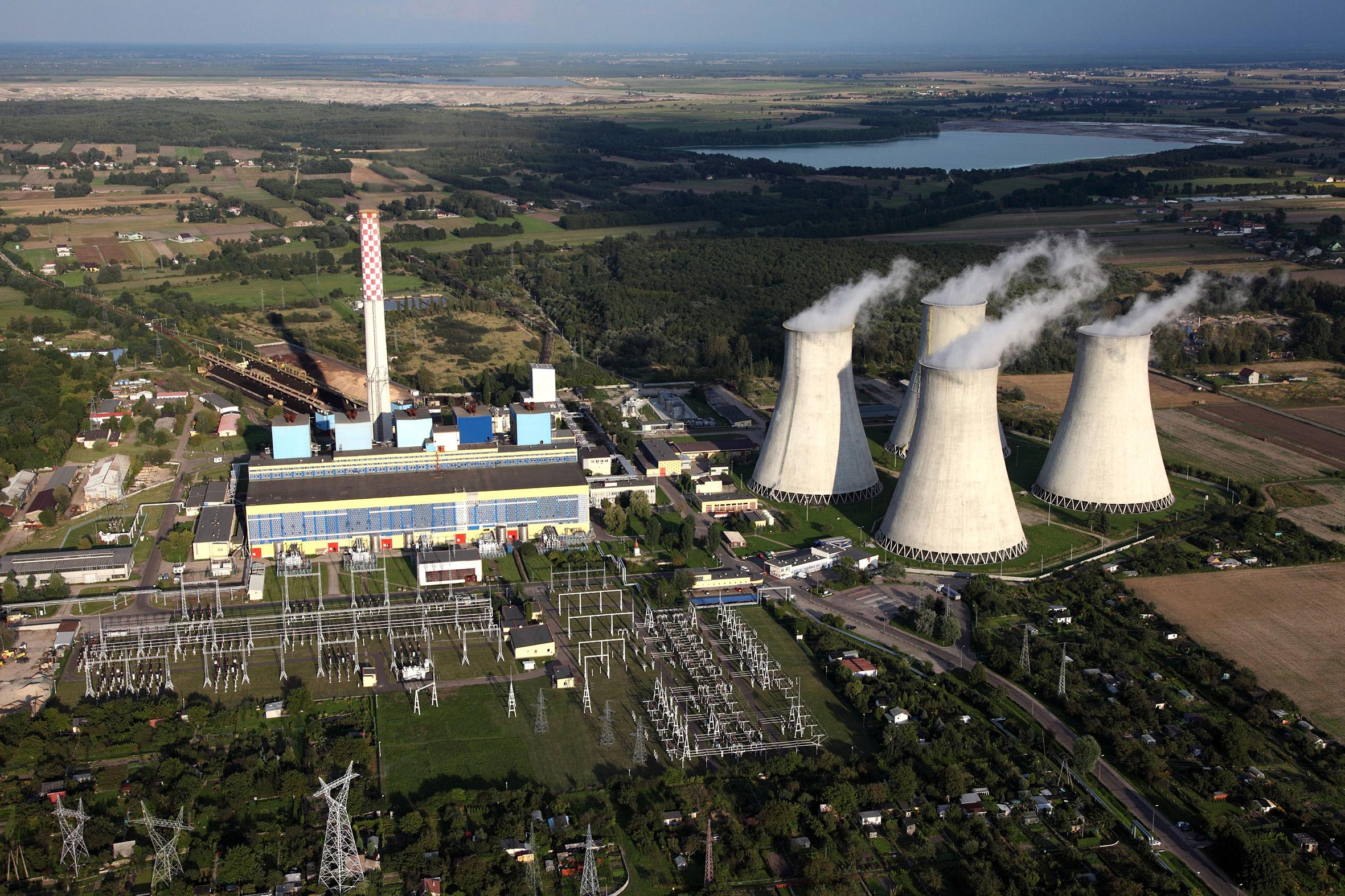 Elektrownia Adamów o mocy 600 MW