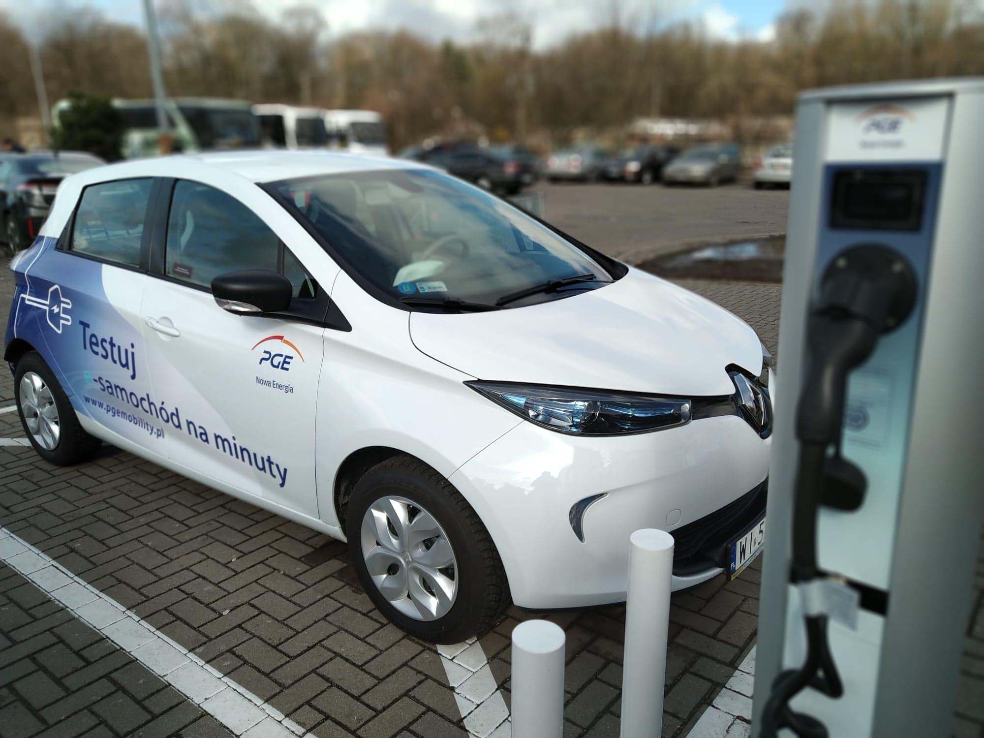 odebrane najlepsza strona internetowa tania wyprzedaż PGE startuje z wynajmem aut elektrycznych (test i cennik PGE ...